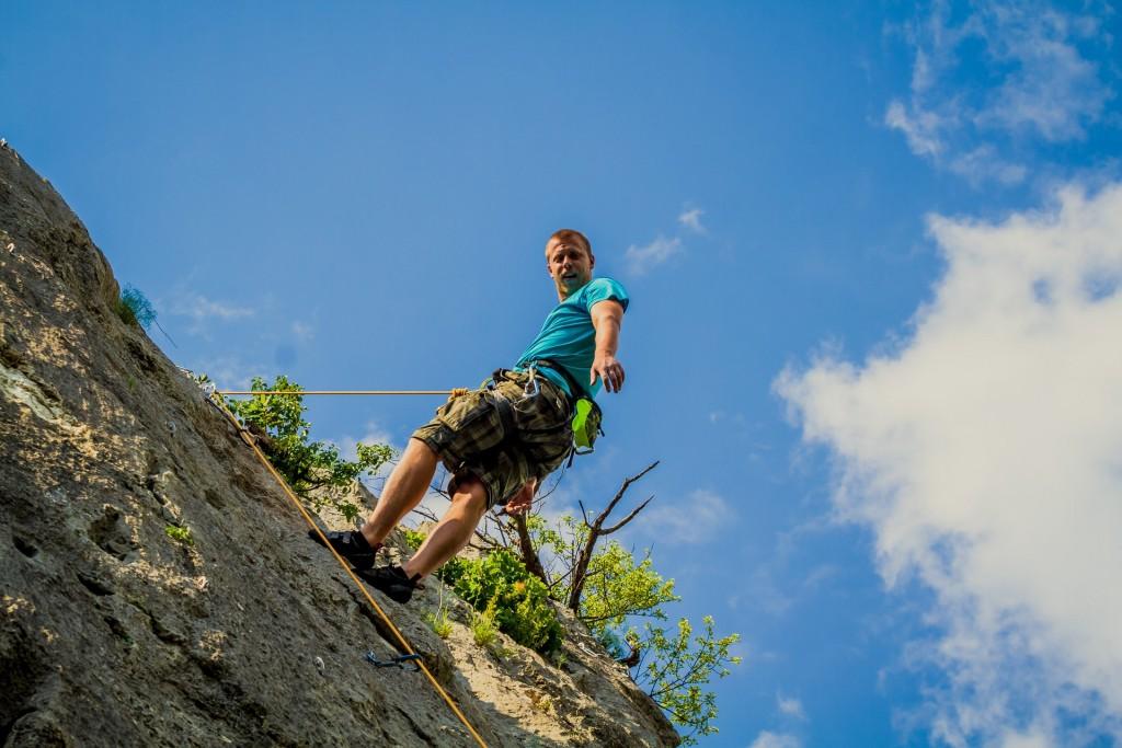 Outdoor-Klettern 2
