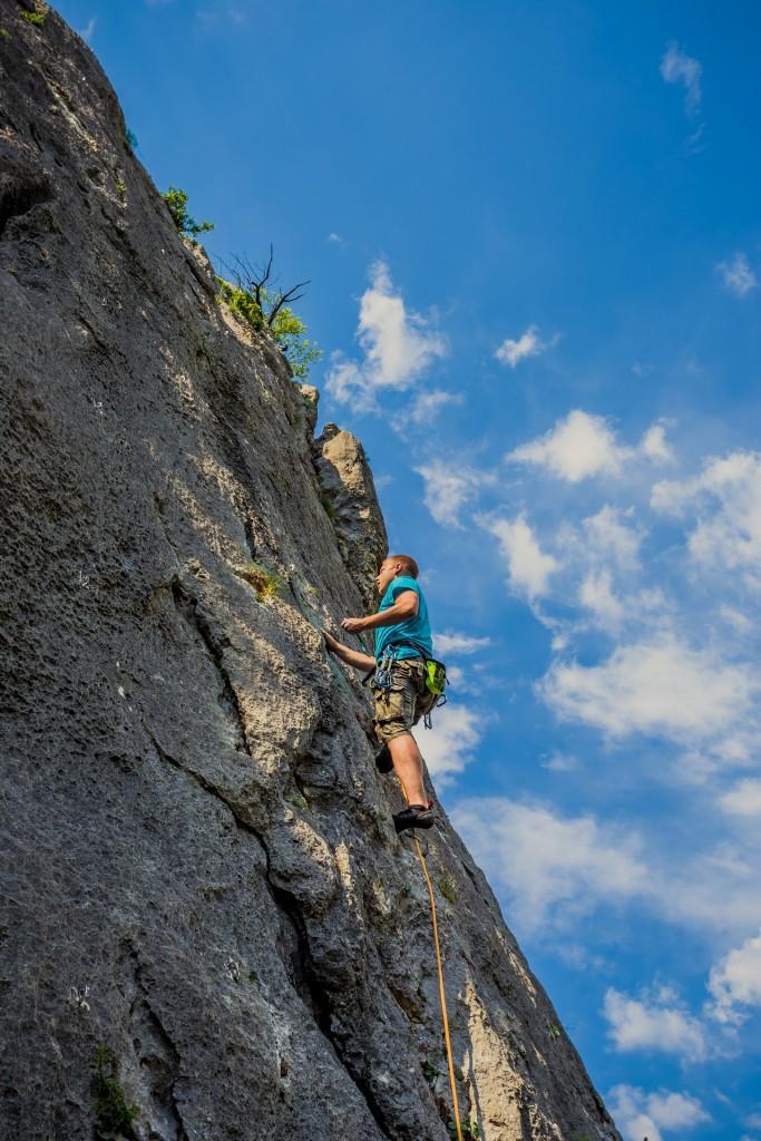 Outdoor-Klettern 4