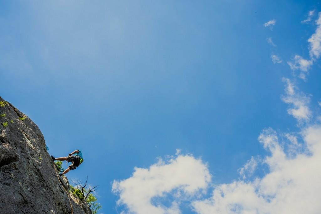 Outdoor-Klettern 8