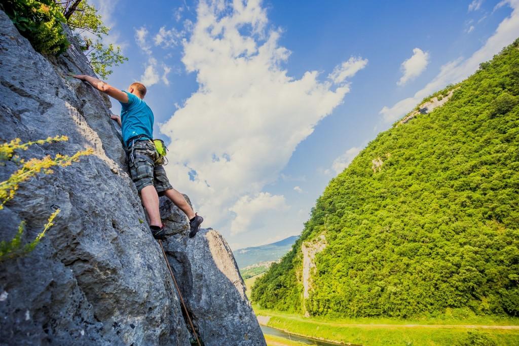 Outdoor-Klettern 12
